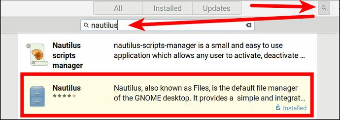 SoftwareCenter_NautilusFileManager_111620-09:01:49