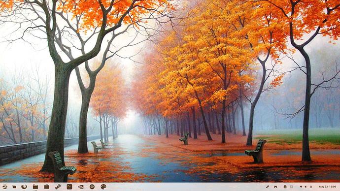 Orange Desktop 2