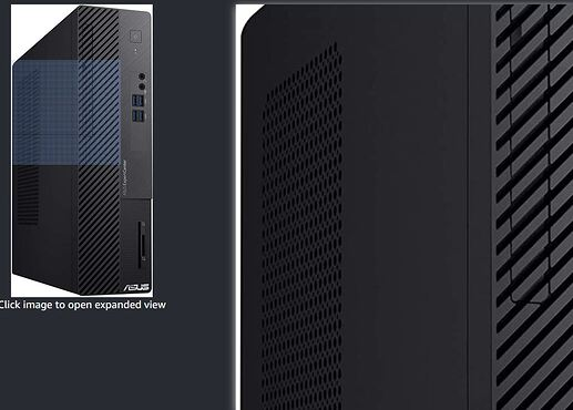 2021-01-28 18_46_54-Amazon.com_ ASUS ExpertCenter D500SA Small Form Factor Desktop PC, Intel Core i5