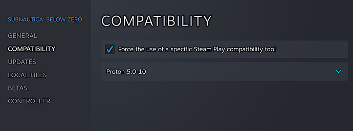Force Compatibility