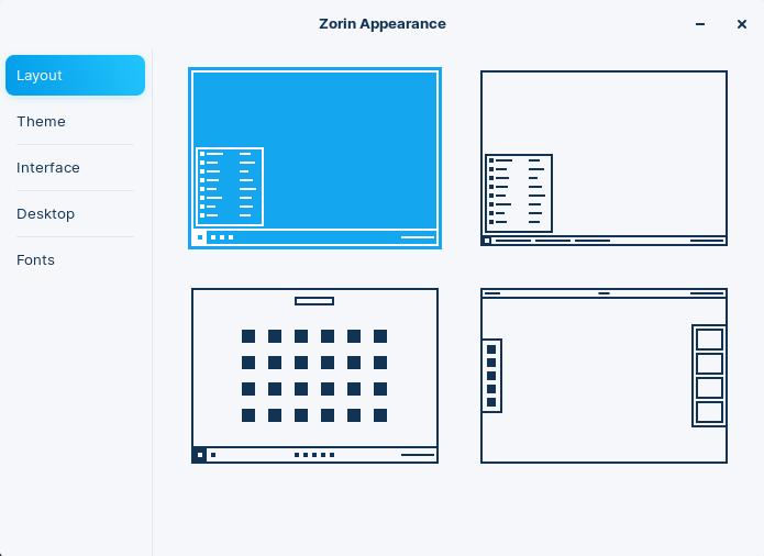 Zorin-16-layout
