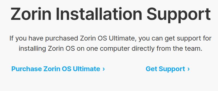 zorin-support